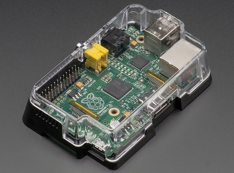 Raspberry Pi Injection Moulded Case Design Process Unveiled   Raspberry Pi   Scoop.it
