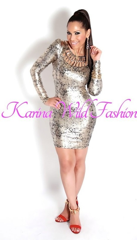Cocktail dresses are the staple dresses for women | Shopping by Karina Wild Fashion | Scoop.it