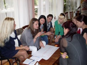 Crimea Young Library Leaders School: Innovations Are Risky but ...   School Librarian As Building Leader   Scoop.it