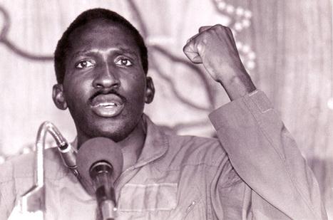 Burkina Faso: Ghost of 'Africa's Che Guevara' | Osborne IB History | Scoop.it