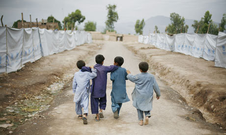 Pakistani Refugees Escape Army Offensive - and Taliban Rule | Messmore Pakistan | Scoop.it