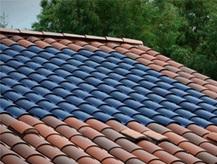 Tuiles solaires + stockage Amrita - Inde | Stockage d'énergie | Scoop.it