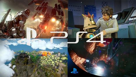 PS4 Games launch (Playstation 4) | AvatarGames.Wordpress.com | Scoop.it