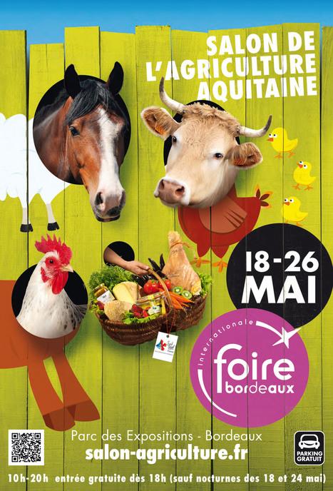 Salon de l'Agriculture Aquitaine 2013 - Espace Datapresse | Oenotourisme en Entre-deux-Mers | Scoop.it