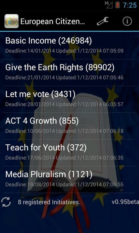 The App for Citizens' Initiatives | Vox populi | Scoop.it