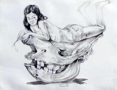 Diane Victor: Cross-Cultural Illustrations | Visual Art Resource | Scoop.it