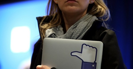 Marketers Use Facebook Despite Believing It May Be Ineffective   Marketing FMCG, branding, CRM   Scoop.it