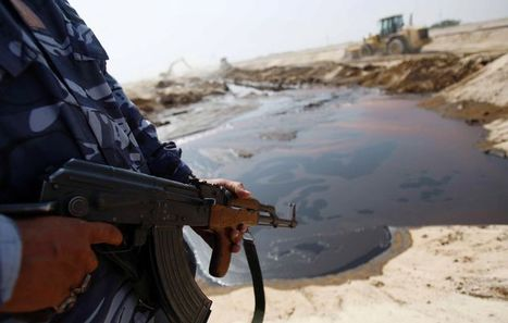 Old landmines kill six in Iraq's Rumaila oilfield - Times LIVE | The Cost of War | Scoop.it