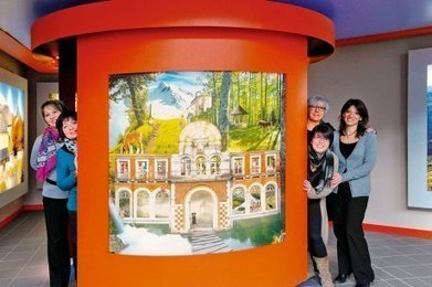 Cinq demoiselles en leur maison - Office de tourisme des Eaux-Bonnes | Actu Réseau MOPA | Scoop.it