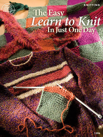 The Easy Learn to Knit in Just One Day | Fiber Arts | Scoop.it