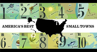 The 20 Best Small Towns to Visit in 2013 | Random Travel Destinations | Scoop.it