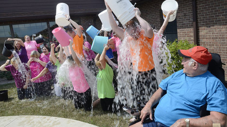 'Ice Bucket Challenge' Donations for A.L.S. Research Top $41 Million | Medical Science and Stem Cell Therapy Research | Scoop.it