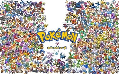Comment Pokémon Go peut profiter au Tourisme | Veille E-tourisme FROTSI PACA | Scoop.it