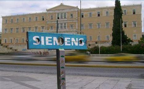 Διαπλοκή μέχρι το κόκκαλο: Εως το σκάνδαλο Siemens οδηγεί η λίστα Λαγκάρντ!   Ελληνική πολιτική αντι-προσώπευση   Scoop.it
