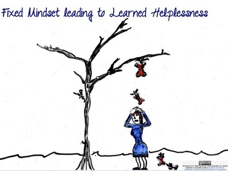 Teacher Agency:  Educators Moving from a Fixed to a Growth Mindset | Coaching Central | Scoop.it