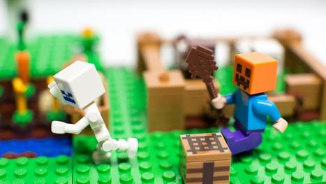 Lego, Minecraft and teaching creativity on Blueprint for Living - ABC Radio | Games, gaming and gamification in Higher Education | Scoop.it