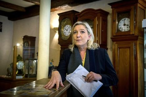 «Immigration bactérienne» : Marine Le Pen s'enfonce | France 2012... to be continued | Scoop.it