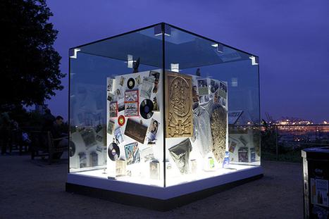 Georges Adéagbo at Altonaer Balkon, City of Hamburg | art move | Scoop.it
