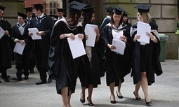 UK graduates are wasting degrees in lower-skilled jobs | ESRC press coverage | Scoop.it