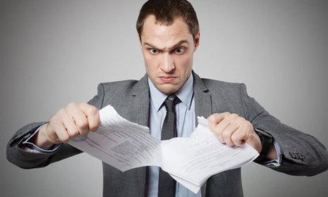 Votre CV ne passe que 6 secondes sous les yeux des recruteurs. Mais que regardent-ils ? | Social media - etourisme - emarketing | Scoop.it