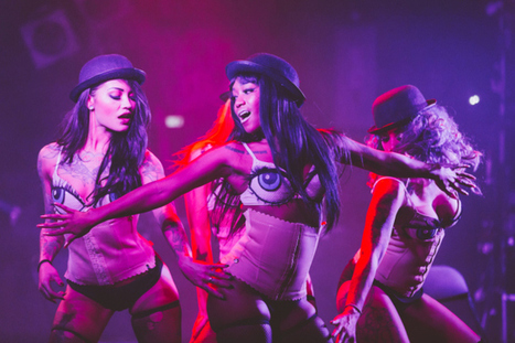 Suicide Girls: Blackheart Burlesque brings nerdgasms to Vancouver tonight | Celebrating Fabulosity: Pinup to Burlesque! | Scoop.it