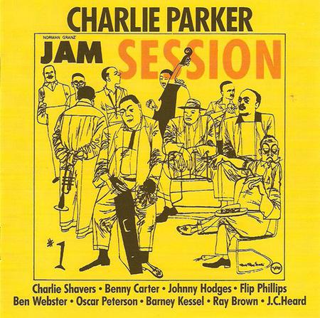 reDiscover Charlie Parker Jam Session - uDiscover | Jazzpell | Scoop.it