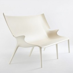 Aunts and Uncles by Philippe Starck for Kartell | Furniture and Interiors | Scoop.it