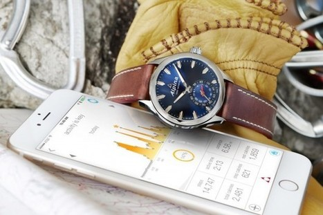 Alpina - Horological Smartwatch | La chronique Alpina | Scoop.it