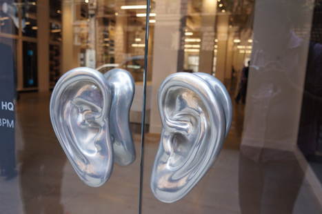 One Size Fits None: Normal Earphones Opens Store in NY | Inside3DP.com | Additive Manufacturing | Scoop.it