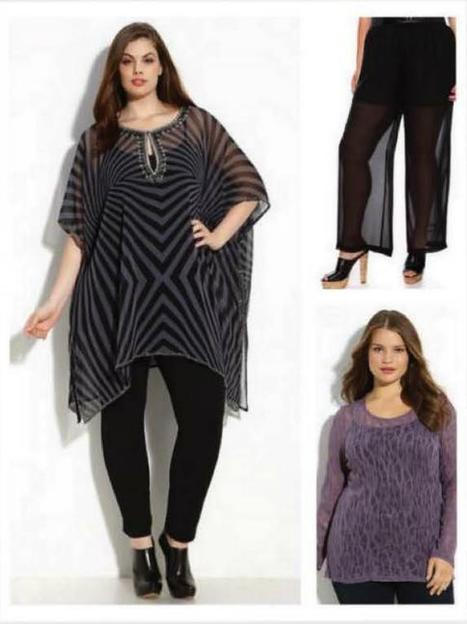Buy Now, Wear Later: Six Fall Trends you can wear NOW | The Plus Size Lifestyle Design | Scoop.it