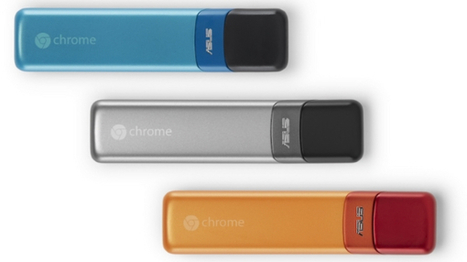 Asus Chromebit : le dongle HDMI qui transforme votre télévision en PC ! | Seniors | Scoop.it