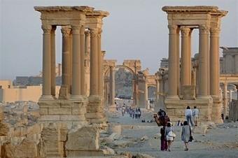 Patrimonios culturales en peligro por ataques en Siria - teleSUR TV   historian: people and cultures   Scoop.it