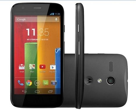 Motorola Moto G Smartphone Keren Harga Dan Spesifikasi | Technogrezz | Technogrezz | Scoop.it