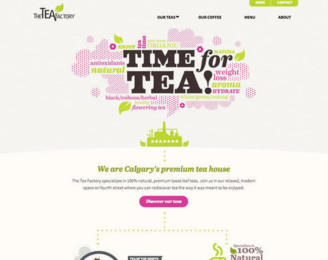 13 Beautiful Illustrated Websites | Inspiration | Photoshop Inspirations and Tutorials | Scoop.it