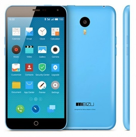 Info Magazine: Meizu M1 Note : fiche technique, prix et date de sortie [vidéo] | Smartphones&tablette infos | Scoop.it