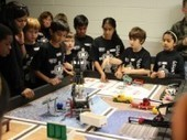 Lego Robots Battle It Out Saturday at AACC | Robots and Robotics | Scoop.it