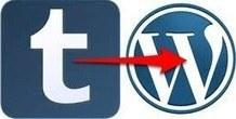 How to move from Tumblr to WordPress - ZDNet (blog) | WordPress Web Dev | Scoop.it