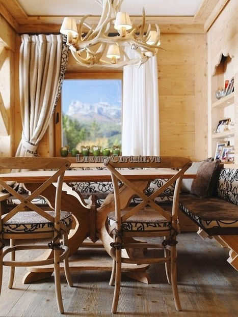 Rèm - Mành Rèm Cao Cấp Luxury Curtain | vanluc88 | Scoop.it
