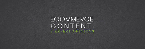 Ecommerce Content: 3 Expert Opinions by Vertical Measures | Digital Marketing | Scoop.it