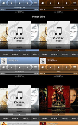 iSense Music 3D Music Player apk v1.005 download | free android apps download | Scoop.it