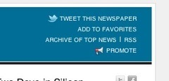 """Promote yourself on Twitter with The Tweeted Times' new """"Promote""""feature   Journalism and the WEB   Scoop.it"""