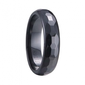 Ceramic promise ring | I Love Tungstenjewelry | Scoop.it