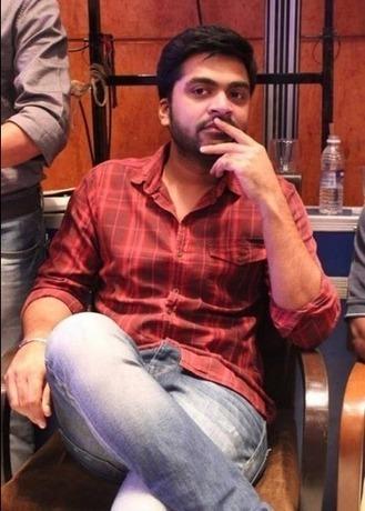 Silambarasan Handsome Looks at Press Meet | Surabhi Latest Photos | Scoop.it