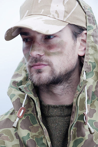 Men's camouflage: eight different looks - in pictures - The Guardian | COMME des | Scoop.it