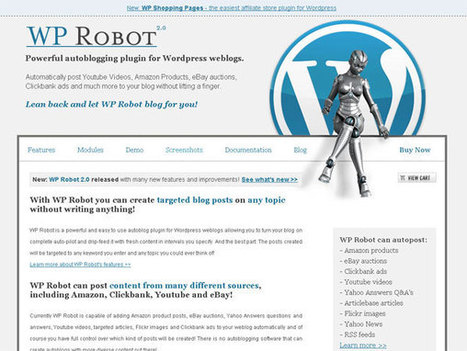 WP Robot 3.72 Nulled | Download Free Full Scripts | How do you design a template | Scoop.it