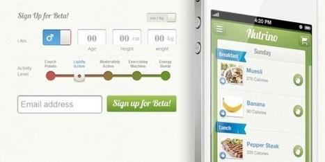Controlando desde el móvil las calorías consumidas y las quemadas | Salud Publica | Scoop.it