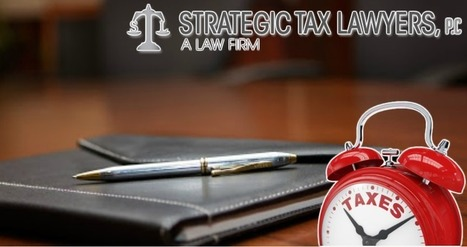Eliminate Your Tax Problems Immediately: Ease your Situation with the leading Tax Attorneys   Law Tips to Eliminate Tax Problem   Scoop.it