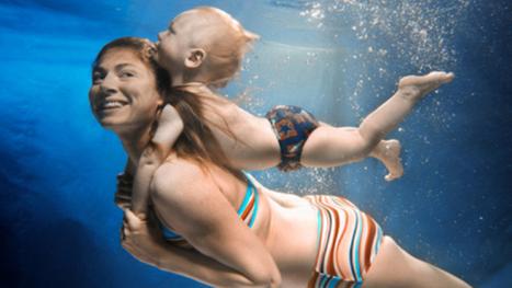 Natación para bebés - Ey! Peques | Ey! Peques - www.eypeques.com | Scoop.it