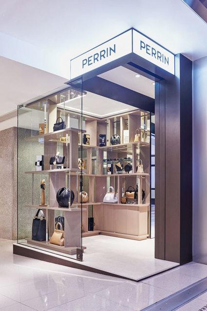 Perrin Paris ouvre sa première boutique en Asie et s'installe un mois aux Galeries Lafayette   Retail Intelligence®   Scoop.it