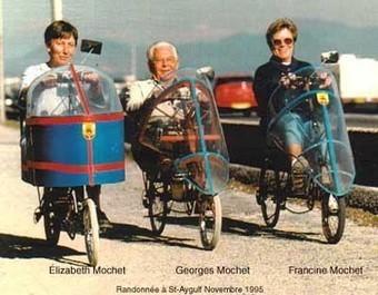 Mochet invente le vélo couché   Autour du vélo-couché   Scoop.it